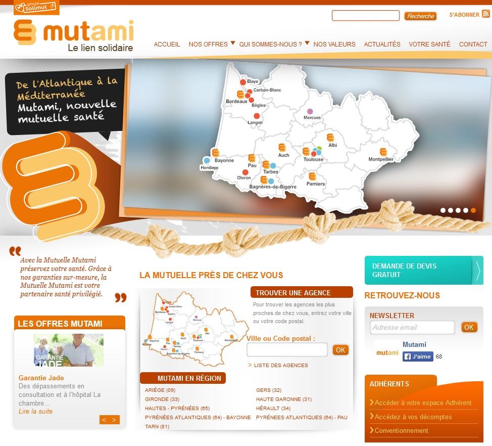 extrait site mutami.fr