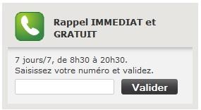 rappel euro assurance