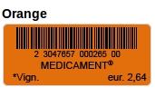 vignette orange