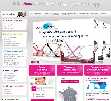 integrance site