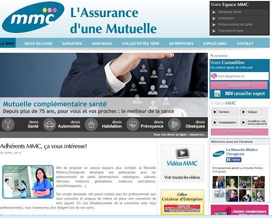 site web mmc