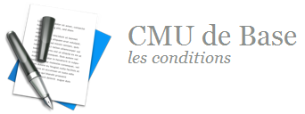 conditions cmu
