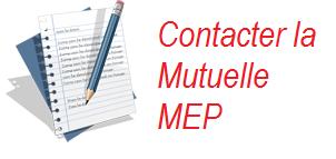 contacter MEP