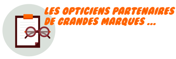 opticiens partenaires